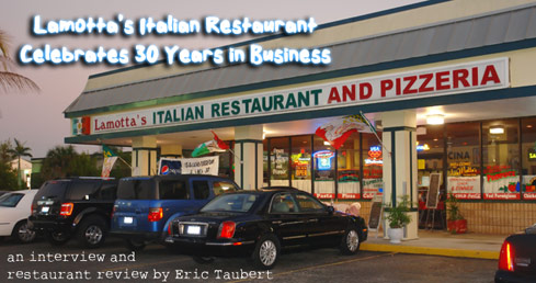Lamotta's Italian Restaurant in Fort Myers