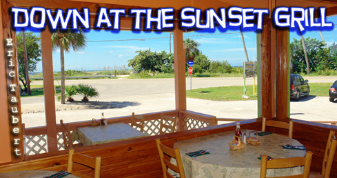 Sunset Grill on Sanibel Island
