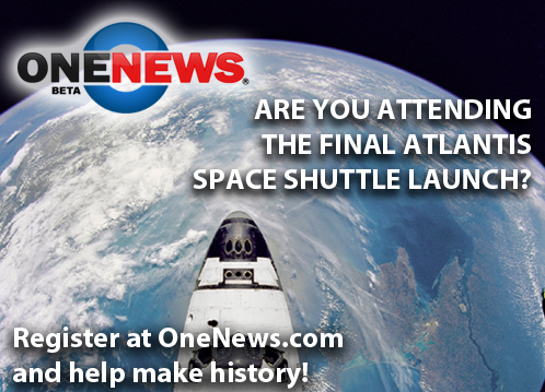 Space Shuttle Atlantis Contest