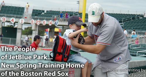 The People of JetBlue Park - Red Sox