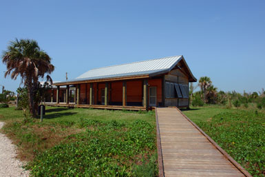 Randell Research Visitor Center