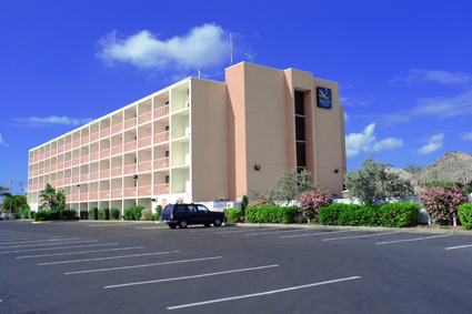 Quality Inn, Cape Coral - The Back Lot